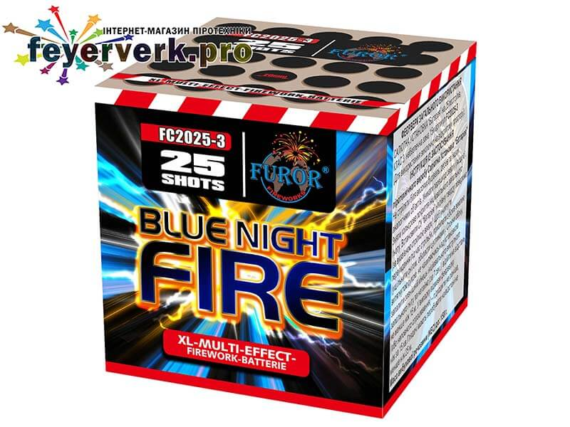BLUE NIGHT FIRE FC2025-3